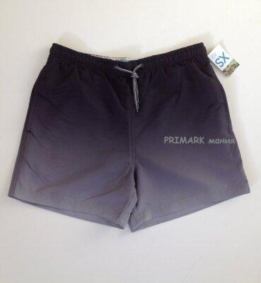 Градиентные шорты плавки мужские XS, S, M, L,XL, XXL Primark