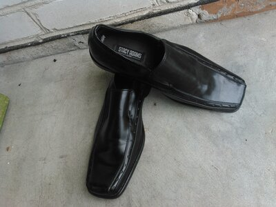 Брендові туфлі чоловічі мешти Stacy Adams 41 Німеччина 26,5 см мужские