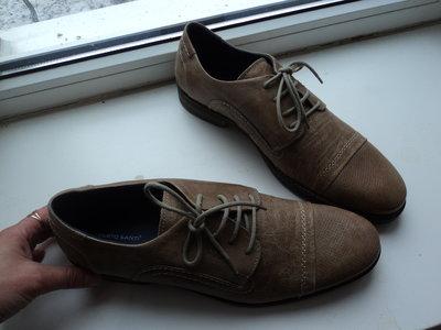 ec9dc42f155645 Итальянские туфли Roberto Santi р43-44: 600 грн - мужские туфли в  Чернигове, объявление №20360794 Клубок (ранее Клумба)