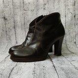 Аккуратные ботиночки от geox respira, 37,5р, нат.кожа,бразилия