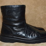 Ботинки сапоги зимние мужские Armando на овчине цигейке. Оригинал. 42 р./ 27 см.