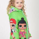 Курточка с куклой Лол