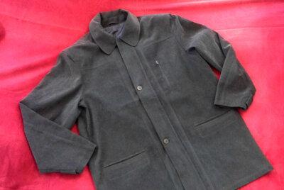 Мужское пальто/ ветровка / демисезонная куртка хл размера. Замеры плечи 53 см, пог 67 см, пот 64 с