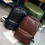 Мужской городской рюкзак, 2 цвета