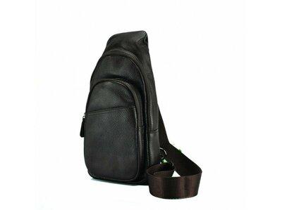 Акция ̶9̶9̶0̶ 940 грн Мессенджер кожа Бесплатная доставка мужская сумка через плечо A25-5021C