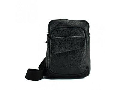 Акция ̶9̶9̶0̶ 940 грн Мессенджер кожа Бесплатная доставка мужская сумка через плечо A25-8699A