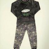 Пижамка пушистый флис от Dunnes Stores на 3-4,5-6,7-8,9-10 лет
