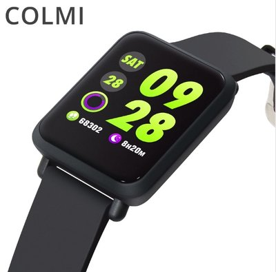 Смарт-Часы Colmi Sport 3 с Bluetooth/пульсометром. Гарантия 12 месяцев