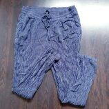 Размер 10 Супер стильные фирменные натуральные весенние штаны