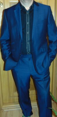 Стильний брендовий нарядний костюм Marks&Spencer.л