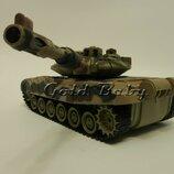 Танк Т-90 на радио управлении