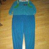Суперовый, флисовый, слип, пижама, домашний костюм, кигуруми. очень большой размер