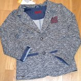 Пиджак, жакет для мальчика Жк 17 Бемби р.128,134