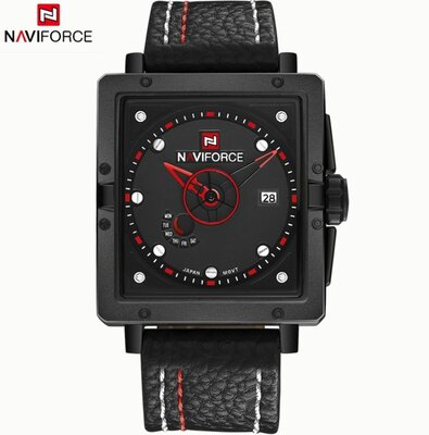 Классические часы Naviforce 9065 / Гарантия 12 месяцев