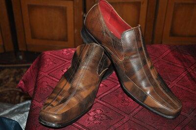 Ben sherman туфли мужские натуральная кожа оригинал
