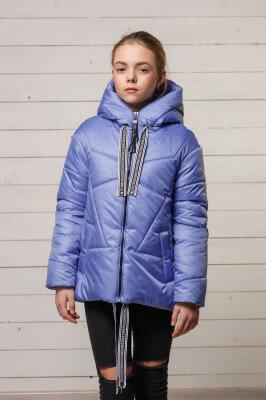 Разноцветные куртки для девочек