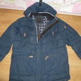 Удлиненная мужская куртка-пуховик voyage в новом состоянии