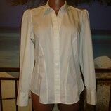 Рубашка приталенная р.12 Marks & Spencer