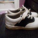 Кожаные кроссовки Keds из Сша, размер 11 28