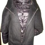 англ 10, евро пальто трансформер Suchs Schmitt termofleece новое