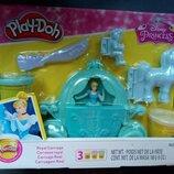 Play Doh Disney,Плей До Дисней,принцесса Золушка,оригинал Сша