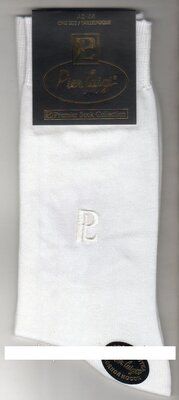 Носки мужские х/б Pier Luigi,12 пар.Турция.42-44 р, белые