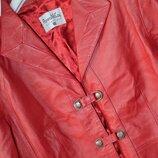 Кожаная куртка Pamela McCoy оригинал размер М