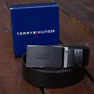 Стильный мужской ремень Tommy Hilfiger