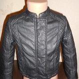 Продаю куртку F&F кожзам, 3-4 года.