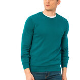 Бирюзовый мужской свитер LC Waikiki / Лс Вайкики