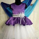 Нарядное платье Фиалка