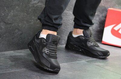 Кроссовки мужские Nike Air Span II black