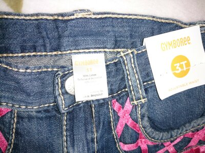 e64c0bc4e 3т gymboree новые фирменные джинсы из америки на девочку. Previous Next