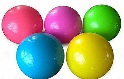 Фитбол мяч для фитнеса Profit 65 см усиленный MS 0382 Violet