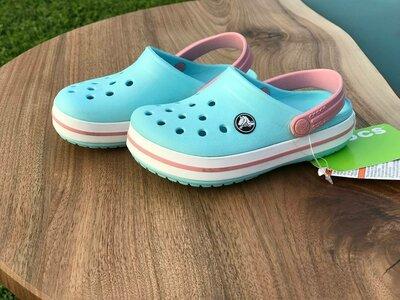 сабо крокс crocs crocband unisex original
