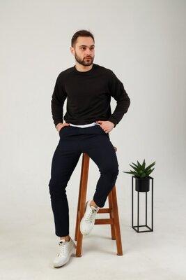 Стильные мужские штаны брюки узкие мужские