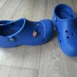 Кроксы Crocs оригинал отл.сост, 28см