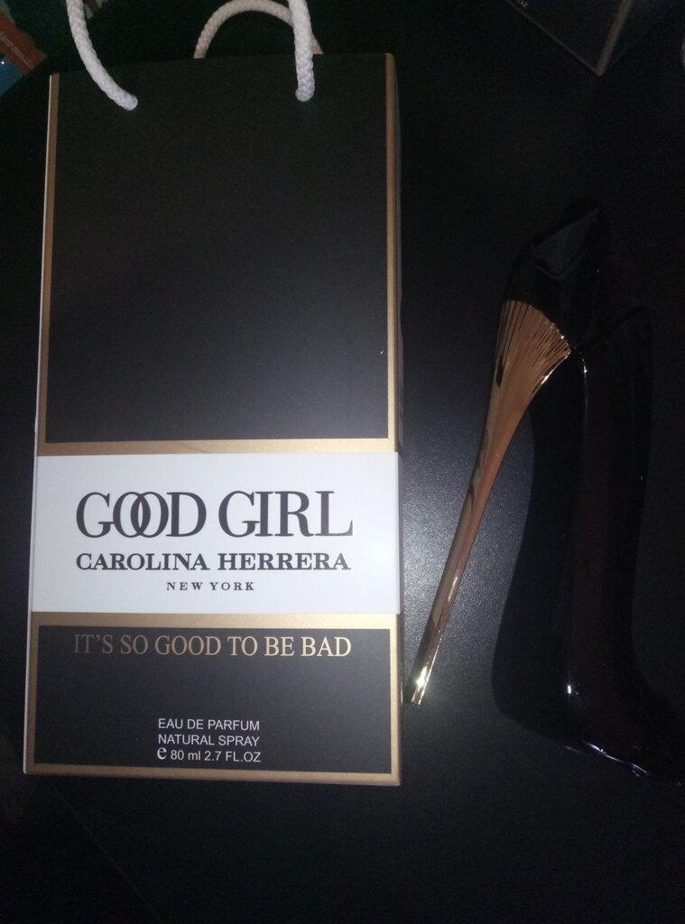 духи женские 80мл туфелька Good Girl отличный подарок ...