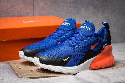 Кроссовки Nike Air 270, синий 40.41.42.43.44.45 46 размер новинка обнова