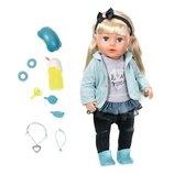 Кукла Zapf Baby Born Сестренка Модница 824245