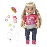 Кукла Zapf Baby Born Старшая Сестренка 820704
