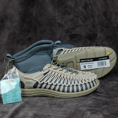 Трекинговые ботинки сандалии Keen Uneek HT Mid Оригинал 41-42р. 27 см.