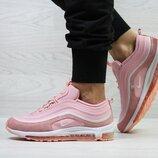 Кроссовки женские Nike Air Max 97 rose