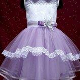 Нарядное платье Лилия