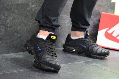 Кроссовки мужские Nike Air Max TN black/blue