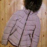 Распродажа Идеальная куртка пудрового цвета Atmosphere р.XS-S