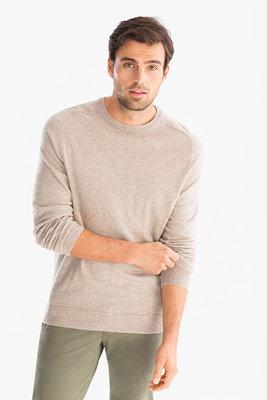 Фирменный мужской шерстяной свитер C&A Cunda, Германия