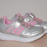 Кроссовки Tom.m арт. 5564-Е для девочки кеды р. 26-31 кросівки на дівчинку