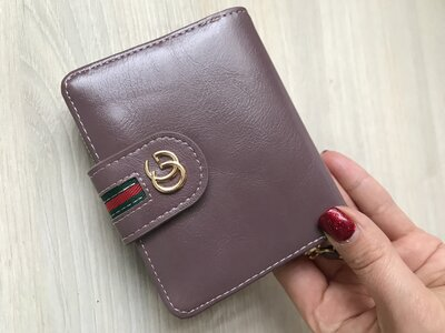 fe335fdf3efb Компактный кошелек Gucci: 190 грн - кошельки в Днепропетровске (Днепре),  объявление №20442899 Клубок (ранее Клумба)