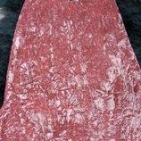 Бархатное платье сарафан 12-14р